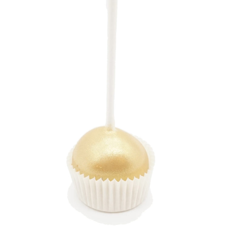 Cakepop-Zitrone