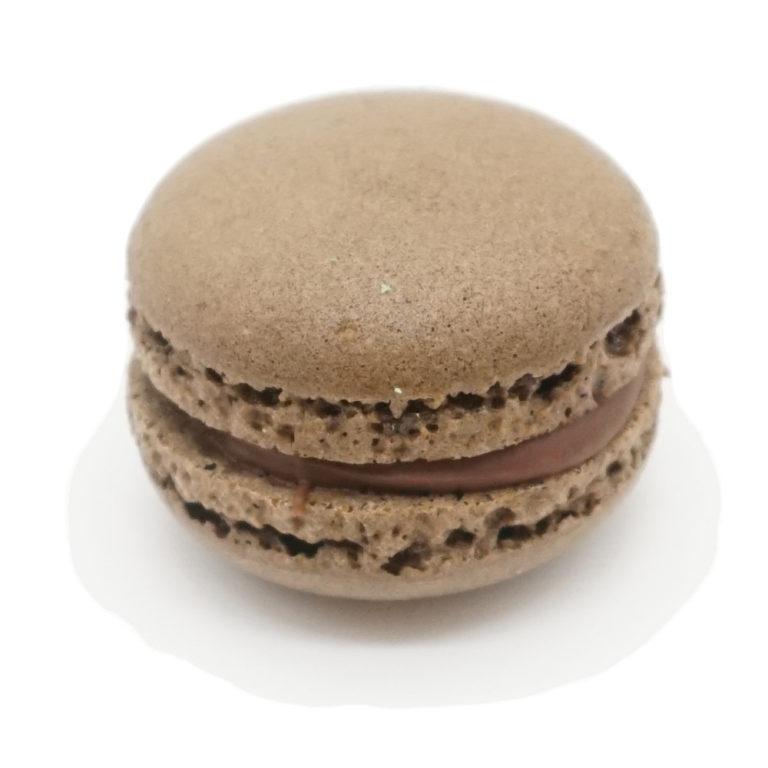 Macaron-Schoko
