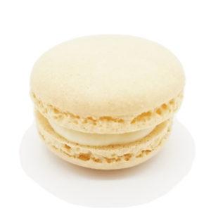 Macaron-Zitrone