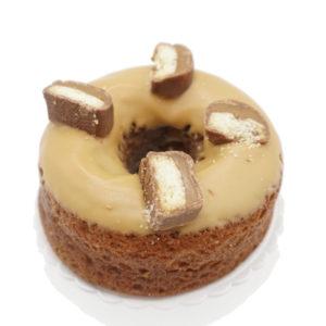 Minikuchen-Karamell