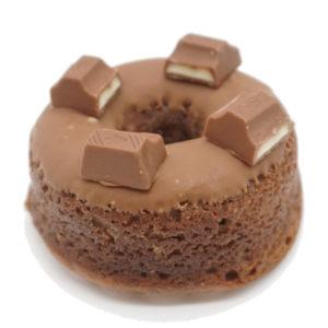 Minikuchen-Schoko